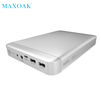 MAXOAK K3 Original, power bank laptop de Tip C 5V/9V/12V 3A Incarcator universal de acumulator extern pentru Apple Laptop Notebook