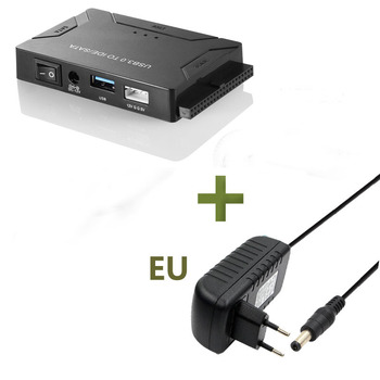 USB 3.0 la SATA la IDE ATA de Date Adaptor 3 in 1 pentru PC, Laptop 2.5