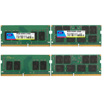 JZL Laptop Sodimm PC4-19200 DDR4 8GB 2400MHz PC4 19200 DDR 4 2400 MHz LC17 1.2 V 260-PIN Modul de Memorie Ram pentru laptop / Notebook