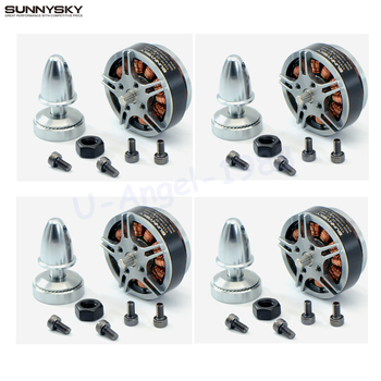 4set/lot Sunnysky V2806 400kv 650KV disc motor pentru RC model de avion quadcopter multi-rotor drone accesorii