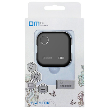 Transport gratuit DM Wifi USB Flash Drive WFD025 32GB 64GB 128GB WIFI Pentru iPhone / Android / PC Smart Pen Drive de Memorie Stick Usb